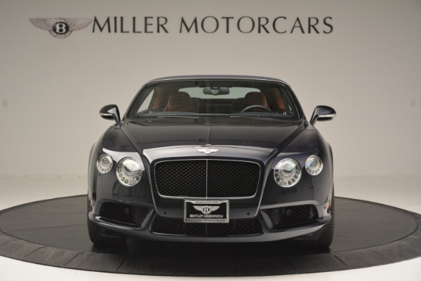 Used 2015 Bentley Continental GT V8 for sale Sold at Alfa Romeo of Greenwich in Greenwich CT 06830 13