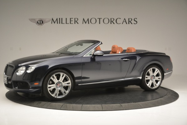 Used 2015 Bentley Continental GT V8 for sale Sold at Alfa Romeo of Greenwich in Greenwich CT 06830 2