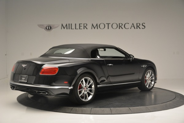 Used 2016 Bentley Continental GT V8 S for sale Sold at Alfa Romeo of Greenwich in Greenwich CT 06830 18