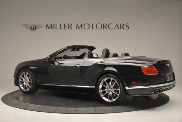 Used 2016 Bentley Continental GT V8 S for sale Sold at Alfa Romeo of Greenwich in Greenwich CT 06830 4