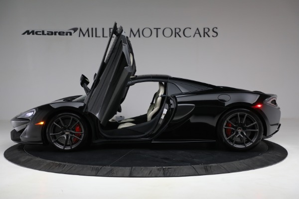 New 2018 McLaren 570S Spider for sale Sold at Alfa Romeo of Greenwich in Greenwich CT 06830 23