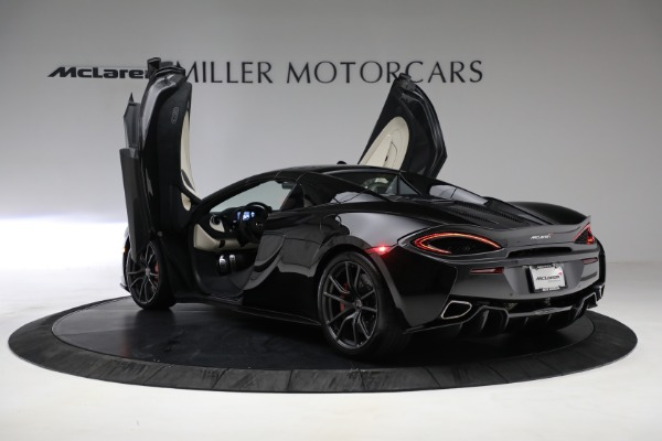 New 2018 McLaren 570S Spider for sale Sold at Alfa Romeo of Greenwich in Greenwich CT 06830 24