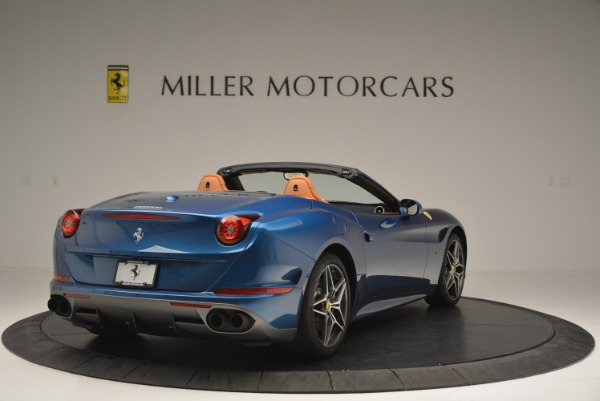 Used 2017 Ferrari California T Handling Speciale for sale Sold at Alfa Romeo of Greenwich in Greenwich CT 06830 7