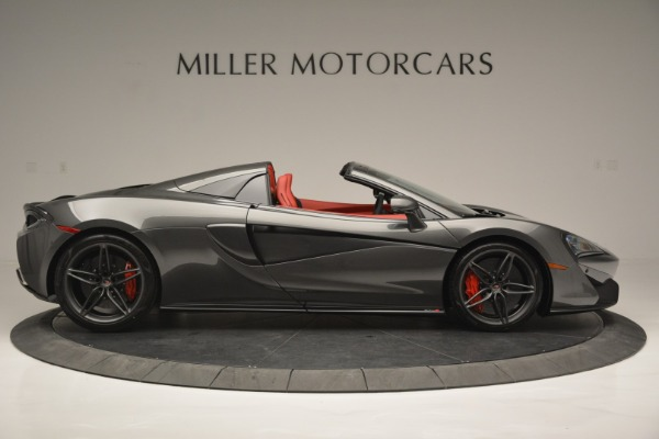 New 2018 McLaren 570S Spider for sale Sold at Alfa Romeo of Greenwich in Greenwich CT 06830 9