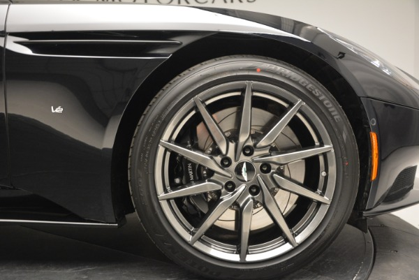 Used 2017 Aston Martin DB11 for sale Sold at Alfa Romeo of Greenwich in Greenwich CT 06830 16