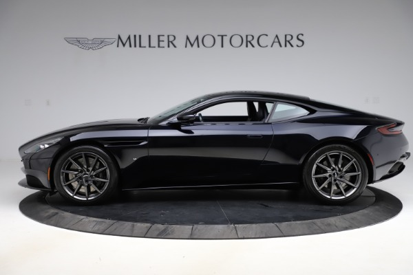 Used 2017 Aston Martin DB11 V12 for sale $149,900 at Alfa Romeo of Greenwich in Greenwich CT 06830 2