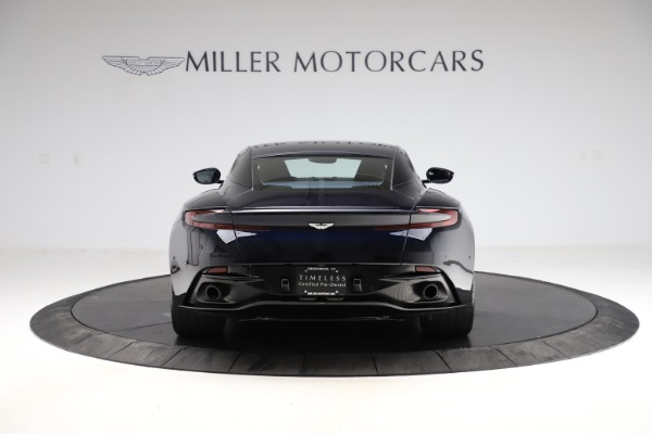 Used 2017 Aston Martin DB11 V12 for sale $149,900 at Alfa Romeo of Greenwich in Greenwich CT 06830 4