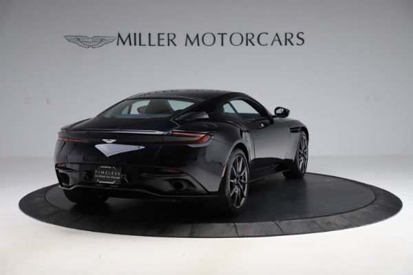 Used 2017 Aston Martin DB11 V12 for sale $149,900 at Alfa Romeo of Greenwich in Greenwich CT 06830 5