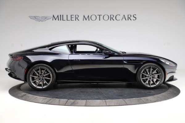 Used 2017 Aston Martin DB11 V12 for sale $149,900 at Alfa Romeo of Greenwich in Greenwich CT 06830 7