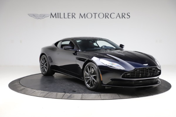 Used 2017 Aston Martin DB11 V12 for sale $149,900 at Alfa Romeo of Greenwich in Greenwich CT 06830 9