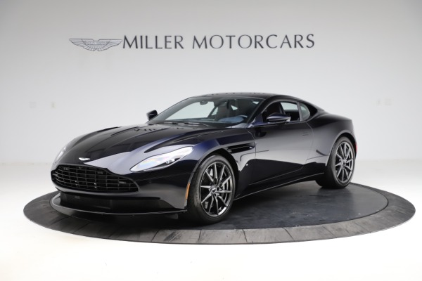 Used 2017 Aston Martin DB11 for sale Sold at Alfa Romeo of Greenwich in Greenwich CT 06830 1