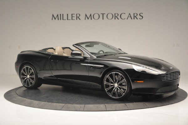 Used 2015 Aston Martin DB9 Volante for sale Sold at Alfa Romeo of Greenwich in Greenwich CT 06830 10