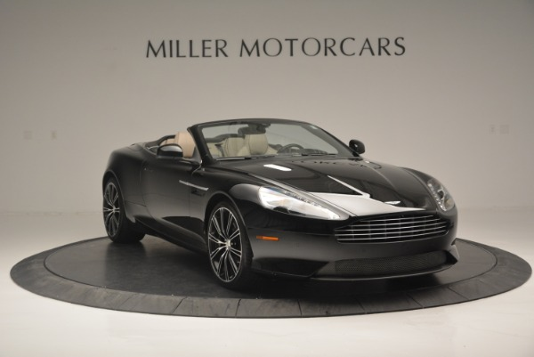 Used 2015 Aston Martin DB9 Volante for sale Sold at Alfa Romeo of Greenwich in Greenwich CT 06830 11