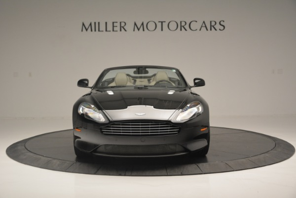 Used 2015 Aston Martin DB9 Volante for sale Sold at Alfa Romeo of Greenwich in Greenwich CT 06830 12