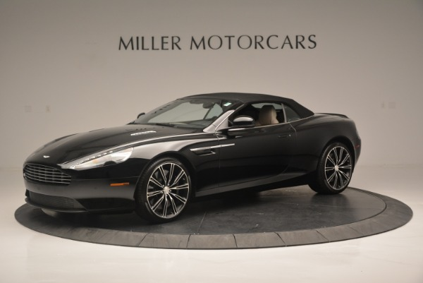 Used 2015 Aston Martin DB9 Volante for sale Sold at Alfa Romeo of Greenwich in Greenwich CT 06830 14