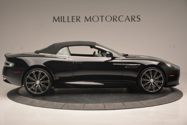 Used 2015 Aston Martin DB9 Volante for sale Sold at Alfa Romeo of Greenwich in Greenwich CT 06830 16