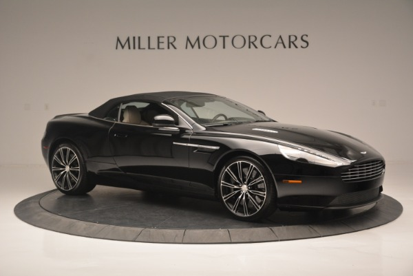 Used 2015 Aston Martin DB9 Volante for sale Sold at Alfa Romeo of Greenwich in Greenwich CT 06830 17