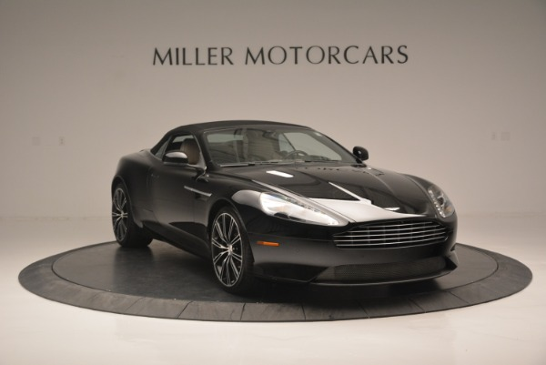 Used 2015 Aston Martin DB9 Volante for sale Sold at Alfa Romeo of Greenwich in Greenwich CT 06830 18
