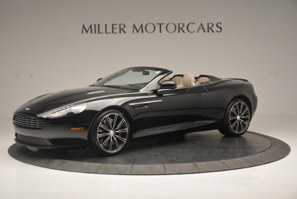 Used 2015 Aston Martin DB9 Volante for sale Sold at Alfa Romeo of Greenwich in Greenwich CT 06830 2