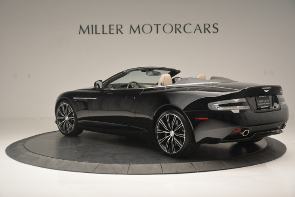 Used 2015 Aston Martin DB9 Volante for sale Sold at Alfa Romeo of Greenwich in Greenwich CT 06830 4