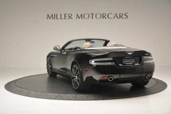 Used 2015 Aston Martin DB9 Volante for sale Sold at Alfa Romeo of Greenwich in Greenwich CT 06830 5