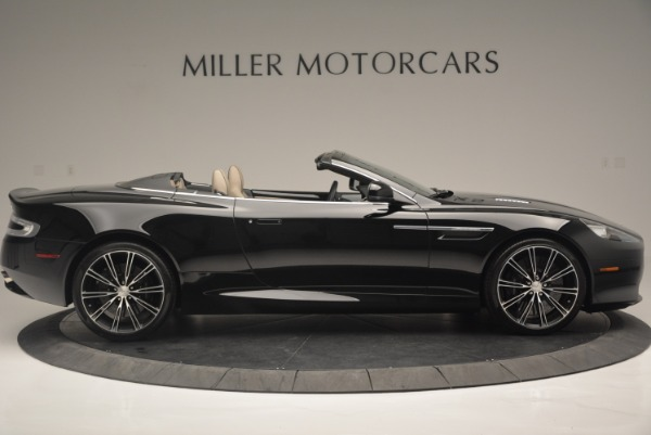 Used 2015 Aston Martin DB9 Volante for sale Sold at Alfa Romeo of Greenwich in Greenwich CT 06830 9
