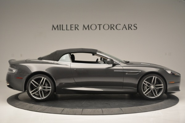 Used 2014 Aston Martin DB9 Volante for sale Sold at Alfa Romeo of Greenwich in Greenwich CT 06830 21