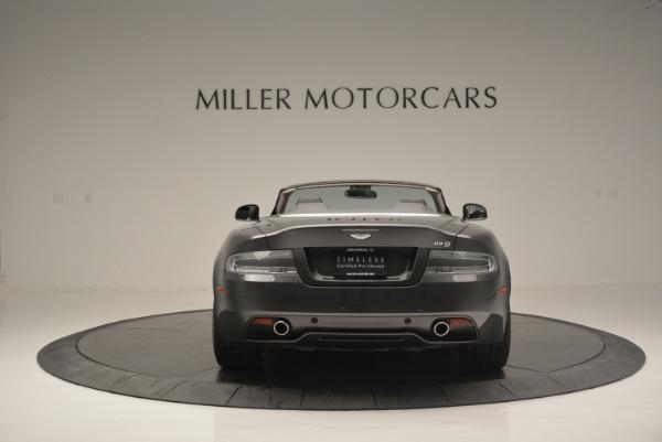 Used 2014 Aston Martin DB9 Volante for sale Sold at Alfa Romeo of Greenwich in Greenwich CT 06830 6