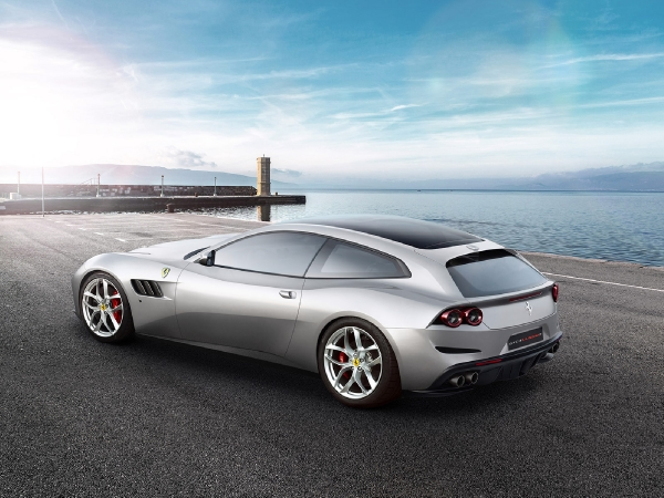 New 2020 Ferrari GTC4LussoT V8 for sale Sold at Alfa Romeo of Greenwich in Greenwich CT 06830 2
