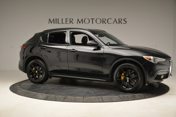 New 2018 Alfa Romeo Stelvio Ti Sport Q4 for sale Sold at Alfa Romeo of Greenwich in Greenwich CT 06830 10