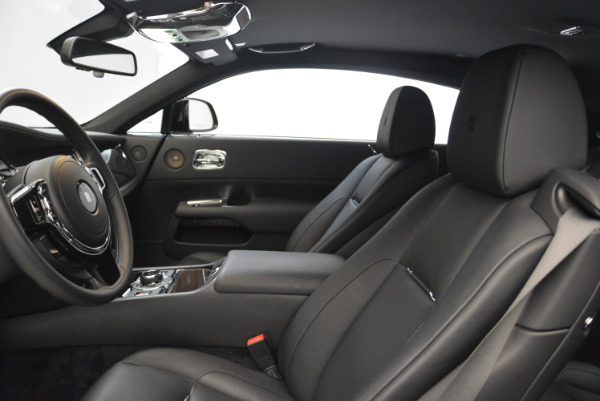 Used 2015 Rolls-Royce Wraith for sale Sold at Alfa Romeo of Greenwich in Greenwich CT 06830 14