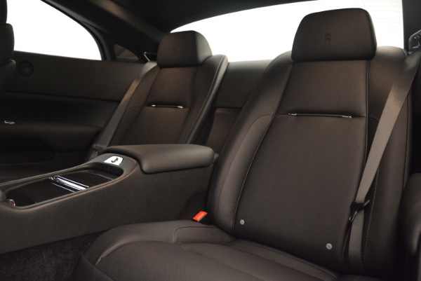 Used 2015 Rolls-Royce Wraith for sale Sold at Alfa Romeo of Greenwich in Greenwich CT 06830 18