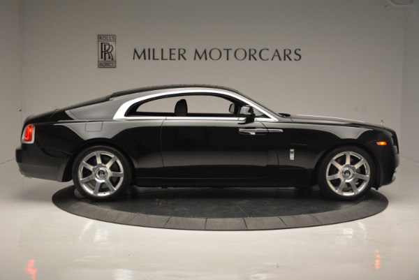 Used 2015 Rolls-Royce Wraith for sale Sold at Alfa Romeo of Greenwich in Greenwich CT 06830 6