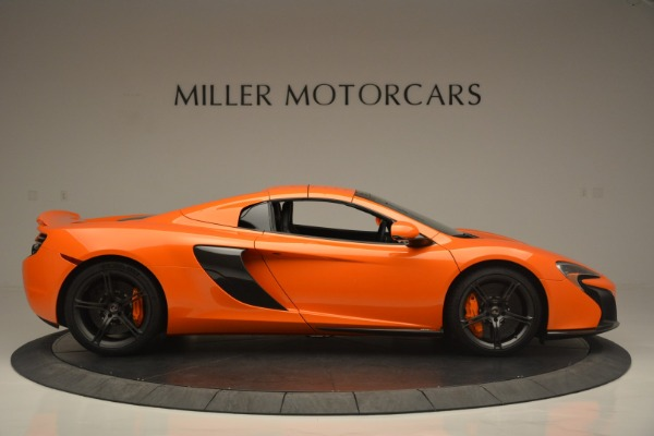 Used 2015 McLaren 650S Spider for sale Sold at Alfa Romeo of Greenwich in Greenwich CT 06830 20