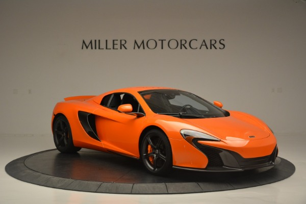 Used 2015 McLaren 650S Spider for sale Sold at Alfa Romeo of Greenwich in Greenwich CT 06830 21