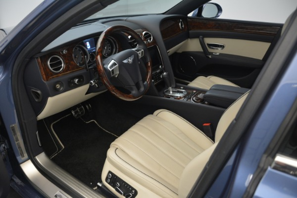 Used 2015 Bentley Flying Spur W12 for sale Sold at Alfa Romeo of Greenwich in Greenwich CT 06830 19