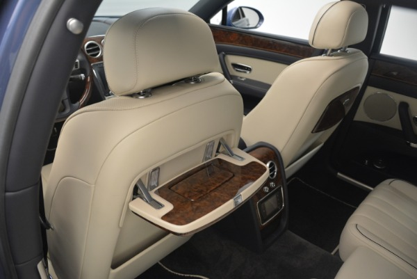 Used 2015 Bentley Flying Spur W12 for sale Sold at Alfa Romeo of Greenwich in Greenwich CT 06830 27