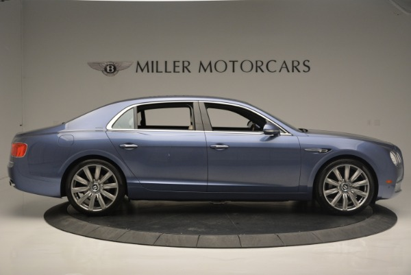 Used 2015 Bentley Flying Spur W12 for sale Sold at Alfa Romeo of Greenwich in Greenwich CT 06830 9