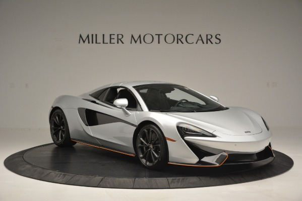 Used 2018 McLaren 570S Spider for sale Sold at Alfa Romeo of Greenwich in Greenwich CT 06830 21