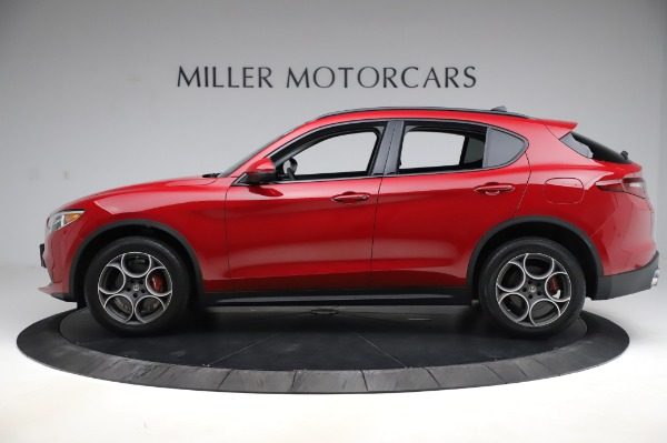 Used 2018 Alfa Romeo Stelvio Sport Q4 for sale $35,900 at Alfa Romeo of Greenwich in Greenwich CT 06830 3