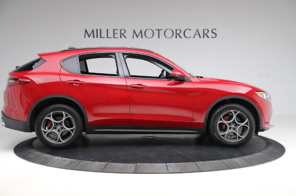 Used 2018 Alfa Romeo Stelvio Sport Q4 for sale $35,900 at Alfa Romeo of Greenwich in Greenwich CT 06830 9