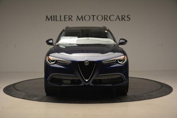 New 2018 Alfa Romeo Stelvio Ti Q4 for sale Sold at Alfa Romeo of Greenwich in Greenwich CT 06830 12