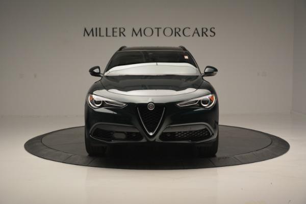 New 2018 Alfa Romeo Stelvio Ti Sport Q4 for sale Sold at Alfa Romeo of Greenwich in Greenwich CT 06830 17