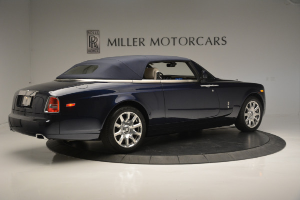 Used 2014 Rolls-Royce Phantom Drophead Coupe for sale Sold at Alfa Romeo of Greenwich in Greenwich CT 06830 13