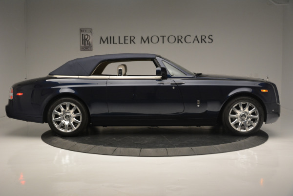 Used 2014 Rolls-Royce Phantom Drophead Coupe for sale Sold at Alfa Romeo of Greenwich in Greenwich CT 06830 14