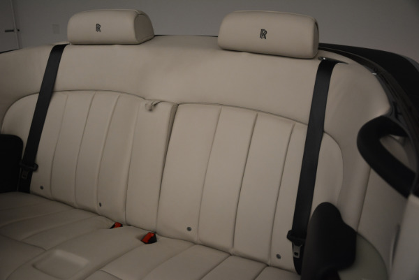 Used 2014 Rolls-Royce Phantom Drophead Coupe for sale Sold at Alfa Romeo of Greenwich in Greenwich CT 06830 24