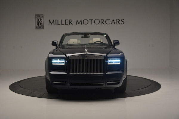 Used 2014 Rolls-Royce Phantom Drophead Coupe for sale Sold at Alfa Romeo of Greenwich in Greenwich CT 06830 8