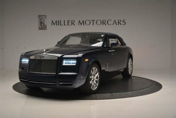 Used 2014 Rolls-Royce Phantom Drophead Coupe for sale Sold at Alfa Romeo of Greenwich in Greenwich CT 06830 9