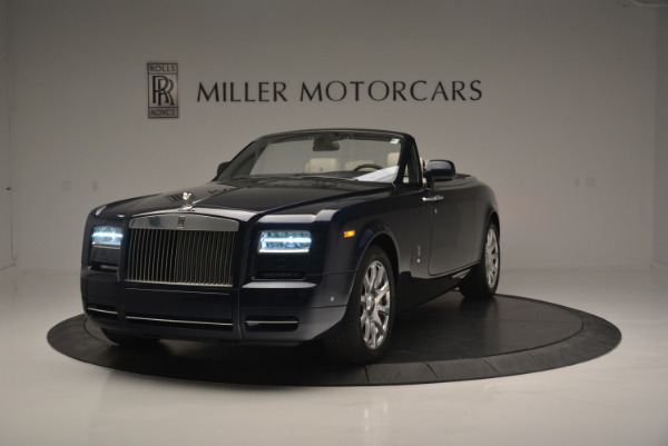 Used 2014 Rolls-Royce Phantom Drophead Coupe for sale Sold at Alfa Romeo of Greenwich in Greenwich CT 06830 1