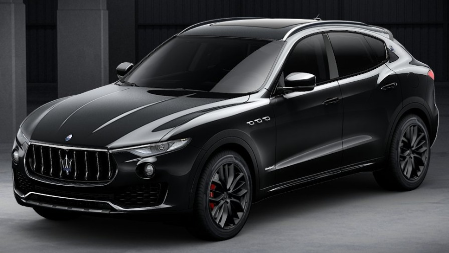 New 2018 Maserati Levante SQ4 GranSport Nerissimo for sale Sold at Alfa Romeo of Greenwich in Greenwich CT 06830 1